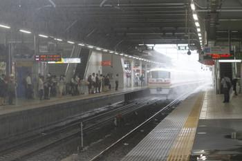 2016年8月22日、所沢、11時29分に発車した10105Fの22レ。