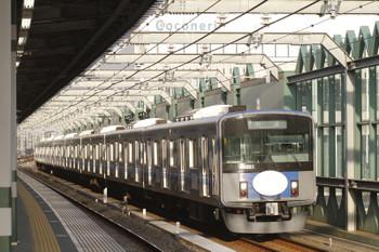2016年9月3日 6時11分頃、練馬、20151Fの上り回送列車。
