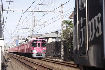 2016年10月4日、池袋~椎名町、9101Fの4658レと9108Fの4211レ。