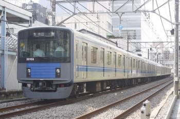 2016年10月19日、高田馬場~下落合、20155Fの5135レ。