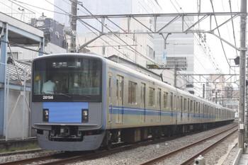 2016年10月21日、高田馬場~下落合、20156Fの5135レ。