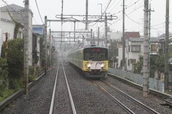 2016年10月8日、椎名町~東長崎、2代目「銀河鉄道999デザイン電車」となった20158Fの上り回送列車。