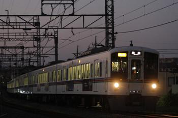 2016年11月5日、西所沢、4005F+4007Fの2002レ。