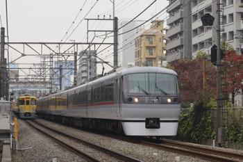 2016年11月8日、高田馬場~下落合、10108Fの120レと2027Fほかの2641レ。