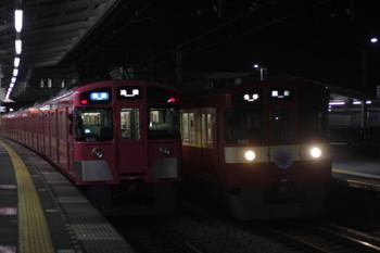 2016年11月17日、西所沢、9101Fの3102レと9103Fの5103レ。