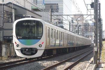 2017年2月16日、高田馬場~下落合、38101Fの5135レ。