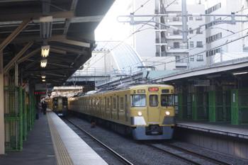 2017年1月24日、椎名町、2413F+2081Fの4211レ。