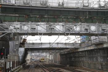 2017年4月1日 10時57分頃、池袋、発車した4009F(52席)の下り列車。