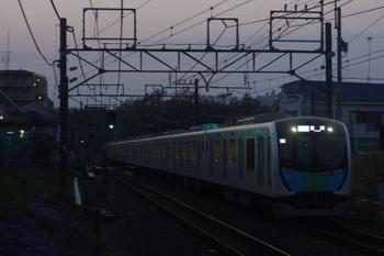 2017年4月14日、秋津、40101Fの506レ。