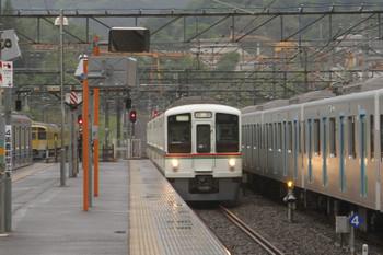 2017年5月13日 10時47分頃、横瀬、「長瀞・皆野リレー1号」用に芦ヶ久保駅から回送されて来た4017F。