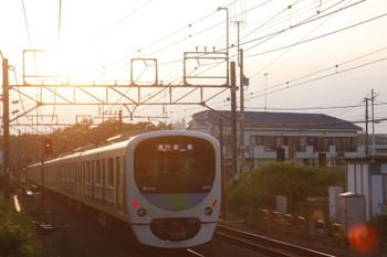 2017年5月28日、秋津、38114Fの2161レ。