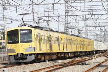 2017年7月9日 14時21分ころ、西所沢、263F+1251Fの下り列車。