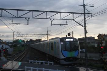 2017年8月26日、元加治、S-TRAIN 404レ。