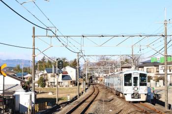 2017年12月17日 8時18分ころ、元加治、4009Fの上り回送列車。