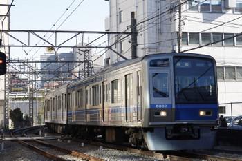 2017年12月19日、高田馬場〜下落合、6101Fの2323レ。