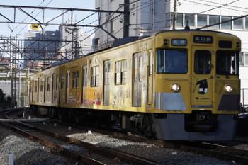 2017年12月26日、高田馬場〜下落合、2007Fの5631レ。