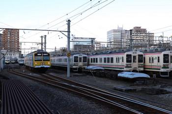 2018年1月1日、高崎、501+502の137レ。