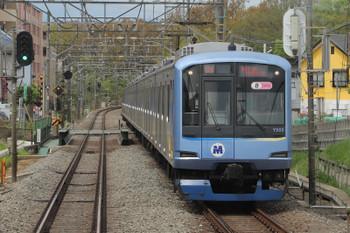 2018年4月7日、秋津~所沢、Y515Fの上り回送列車。