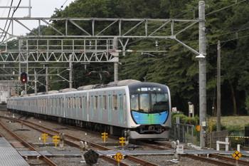 2017年7月9日、仏子、40102FのS-Train・403レ。