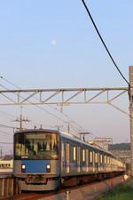 2018年4月28日 17時49分ころ、元加治、20153Fの下り回送列車。
