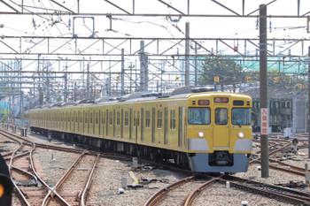 2018年5月27日、上石神井、2003Fの2311レ。