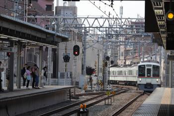 2018年6月2日、東長崎、4005F+4017Fの1003レ。