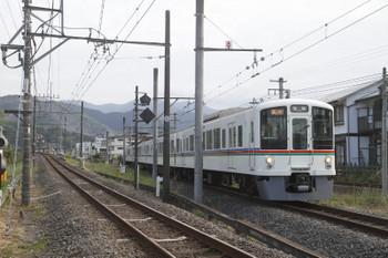 2018年5月4日、西武秩父、4001Fの秩父鉄道S8列車。