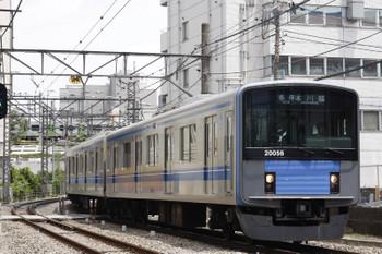 2018年6月13日、高田馬場〜下落合、20156Fの5629レ。