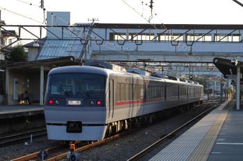 2018年7月1日 18時14分ころ、仏子、10111Fの下り回送列車。