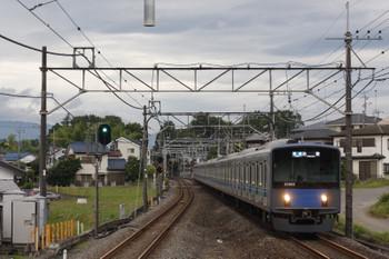 2018年7月4日、元加治、20102Fの3102レ。一番列車。