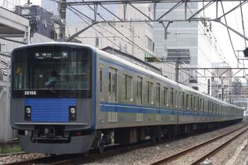 2018年8月1日、高田馬場〜下落合、20156Fの5135レ。