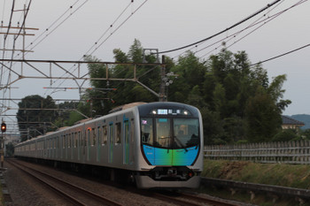 2018年8月4日、元加治~飯能、40101Fの403レ。