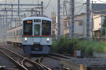 2018年8月4日、東飯能~高麗、4001F+4021Fの2004レ。