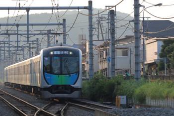 2018年8月4日、東飯能~高麗、40104Fの404レ。