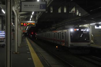 2017年9月8日、西所沢、東急5121Fの6816レ。