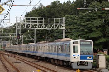 2018年8月19日、仏子、6158Fの1717レ(16M運用)。