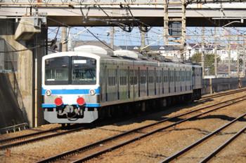 2018年10月20日 13時49分ころ、新秋津、JR貨物のEF65-2117に牽引されまずは新座貨物ターミナル駅へ向かう西武1241F。
