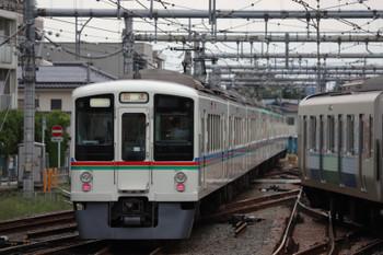 2018年10月17日 14時25分ころ、飯能、4019F+4011Fの下り回送列車。