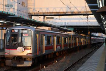 2018年10月21日、保谷、東急5169Fが代走の6668レ(06S)。