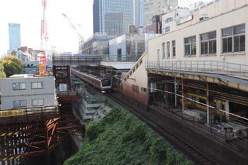 2018年11月11日、御茶ノ水駅。
