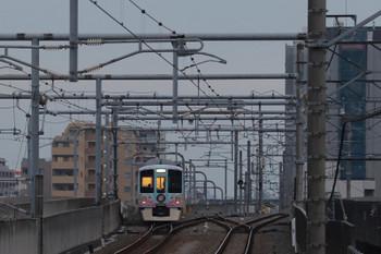 2018年12月16日 16時23分ころ、練馬、池袋へ向かう4009Fの上り回送列車。