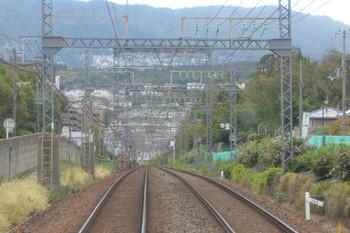 2018年10月6日 14時14分ころ、近鉄奈良線(学園前〜富雄間かも)。