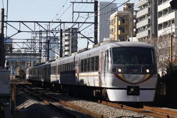 2019年1月9日、高田馬場~下落合、10104Fの120レ。