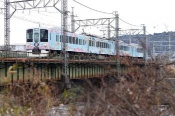 2021年1月11日 9時45分頃。仏子〜元加治。4009Fの下り臨時列車。