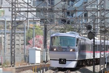 2021年3月26日。高田馬場〜下落合駅間。10109Fの115レ。