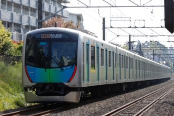 2021年4月12日。武蔵関〜東伏見。40104Fの2754レ。