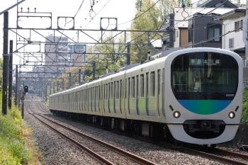 2021年4月12日。武蔵関〜東伏見。30102Fの4609レ。