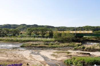 2021年4月24日。仏子〜元加治駅間。2465F+2087Fの4109レ。