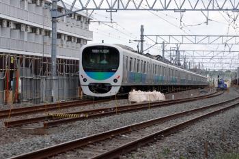 2021年5月23日。東村山〜所沢駅間。30101Fの1603レ。