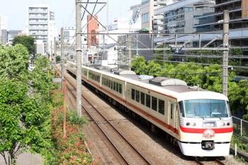 2021年5月29日 15時35分頃。高田馬場〜下落合駅間。「小江戸92号」を終えた10105Fの下り回送列車。